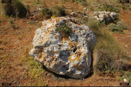 menhires maltas templo constructores megalito lugares Gnejna Bay beach Malta