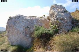 menhirow maltas budowniczych megalit miejscach swiatyni Gnejna Bay beach Malta