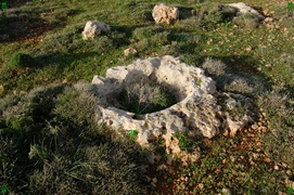 Photos of the different types of the micro craters found on the islands of Malta. Also includes the Bahrija crater, Malta
