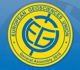 european geosciences union - general assembly 2010 - spacequakes press conference